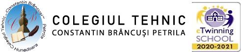 """Colegiul Tehnic """"Constantin Brâncuși"""" Petrila"""
